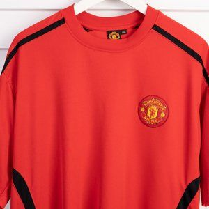 Manchester United authentic soccer tee shirt XXL